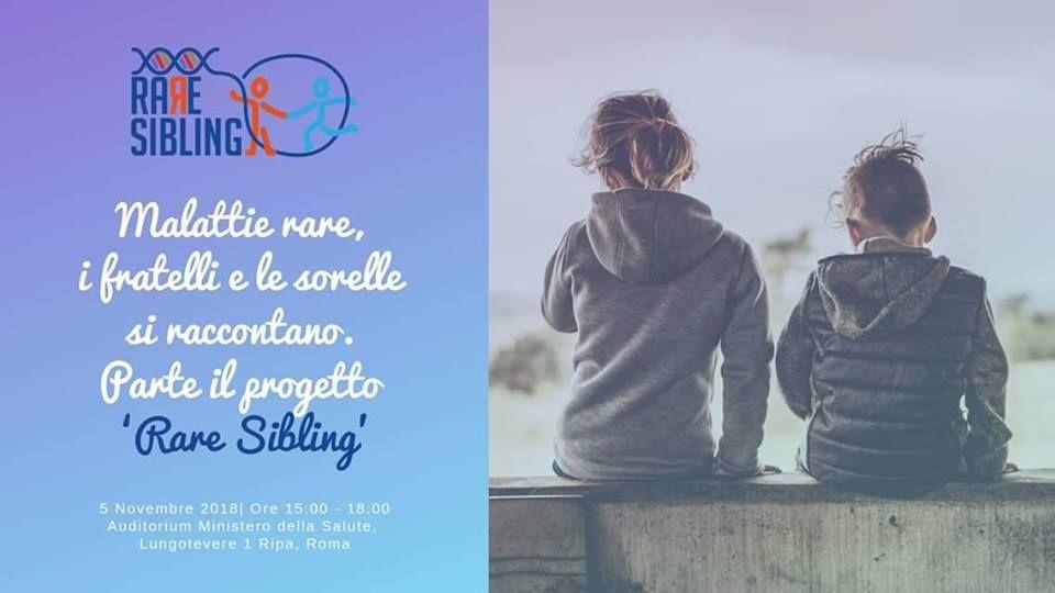 Progetto-Rare-Sibling